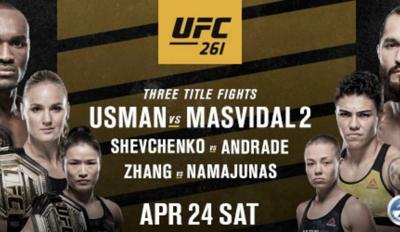2021-03-27 UFC 261