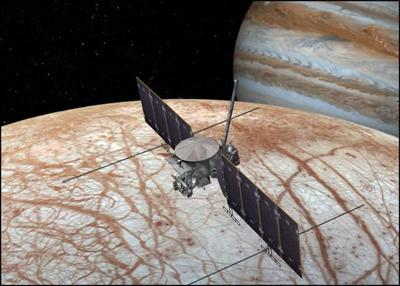 NASA Confirms Key Phase Of Europa Clipper's Mission To Jupiter's Icy Moon