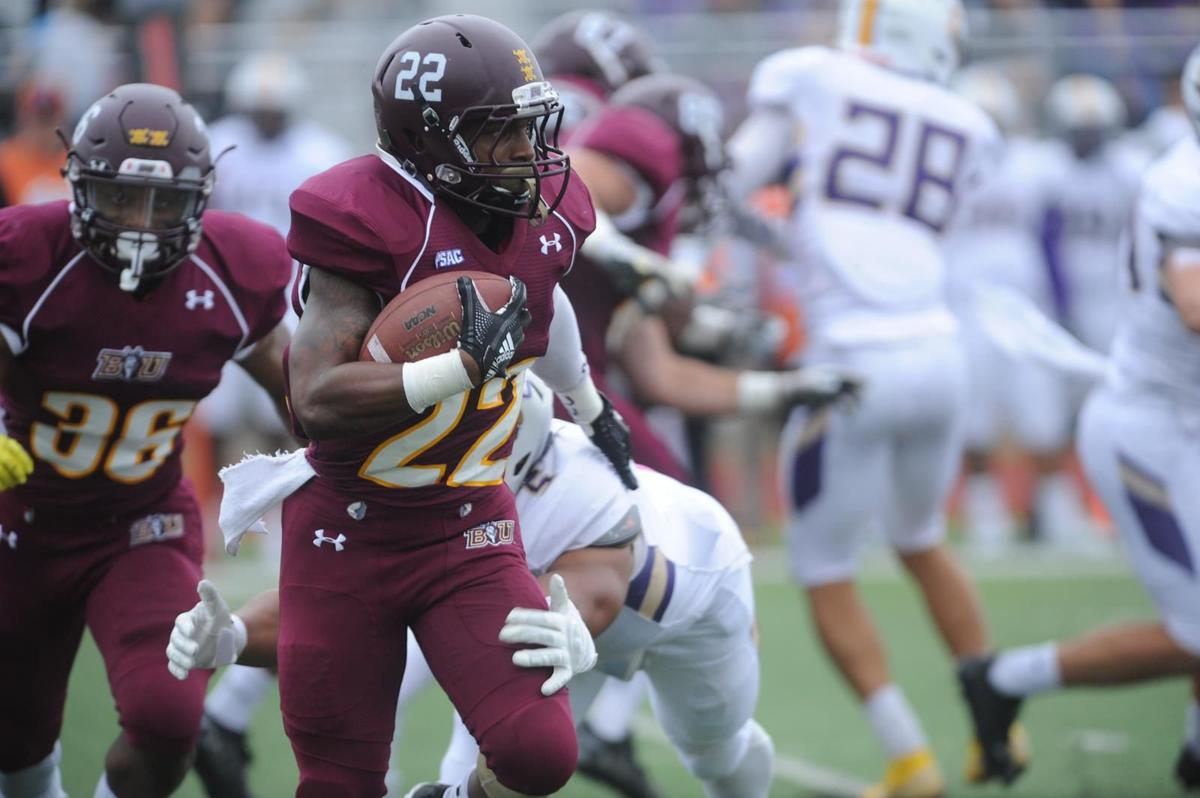 Bloomsburg University Football Gooden Named Psac Eastern Division