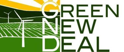 What is the Green New Deal panel