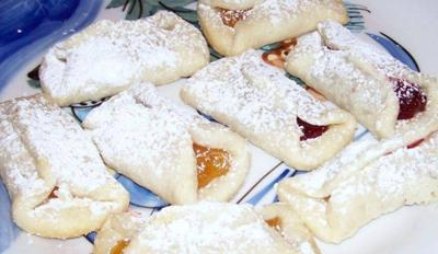 2020-11-18 A Coalcracker in the Kitchen Kolacky Cookies
