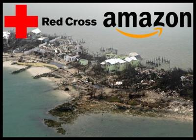 Amazon, Redcross Join To Support Bahamas Relief Efforts