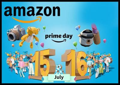 Amazon Prime Day Beats Combined Sales Of Black Friday, Cyber Monday