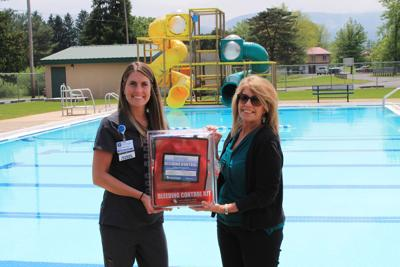 Geisinger - Stop the bleed donation Jersey Shore Pool