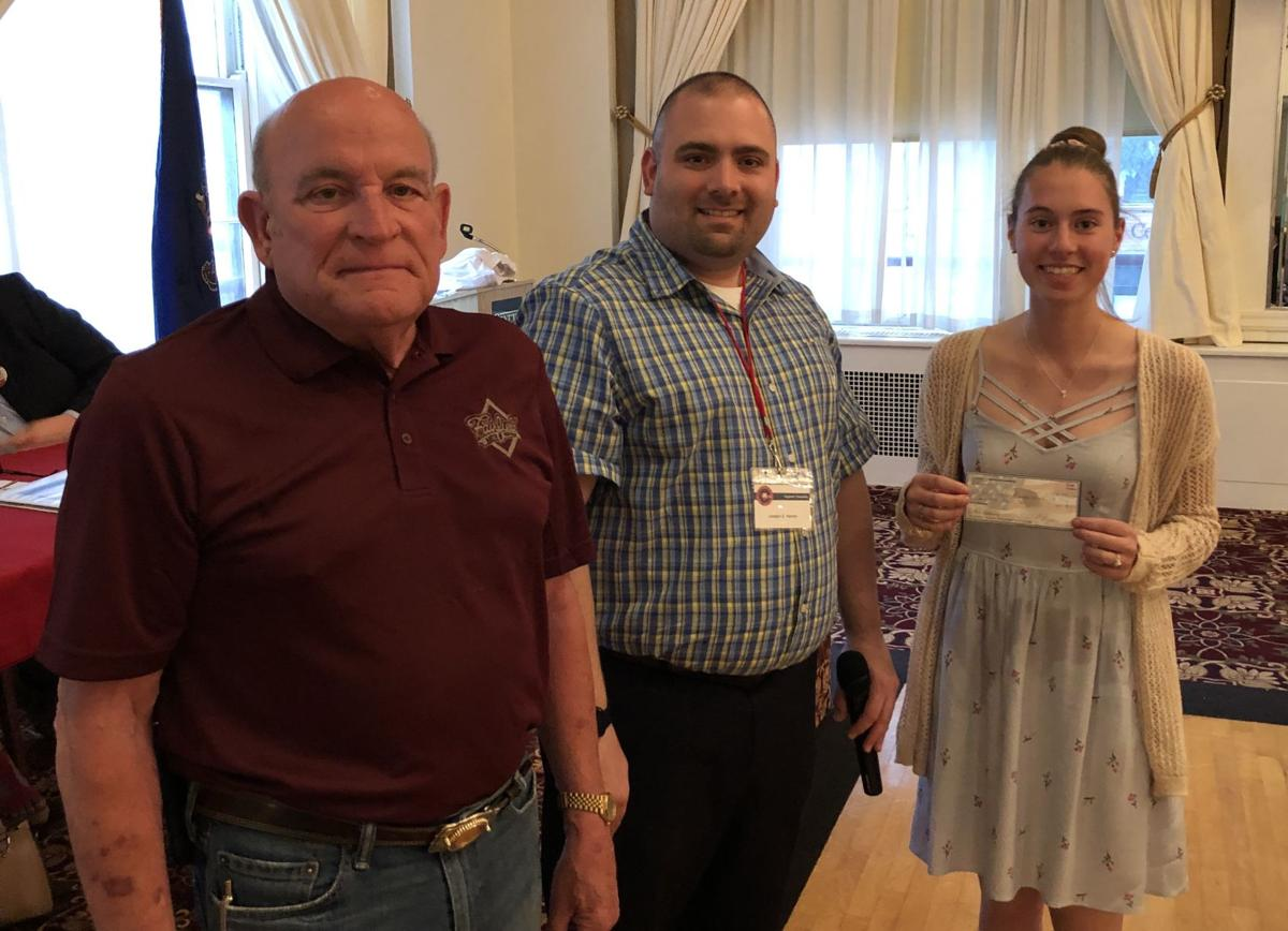Hannah Yorks - 2nd place winner Lycoming County Republican Committee Scholarship