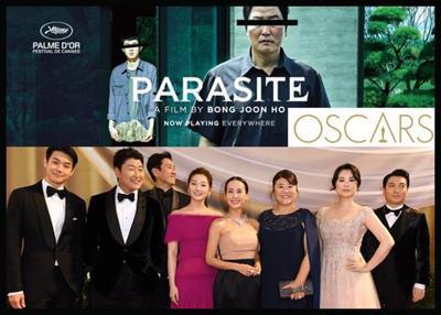 Historic Oscar Win For South Korean Film Parasite