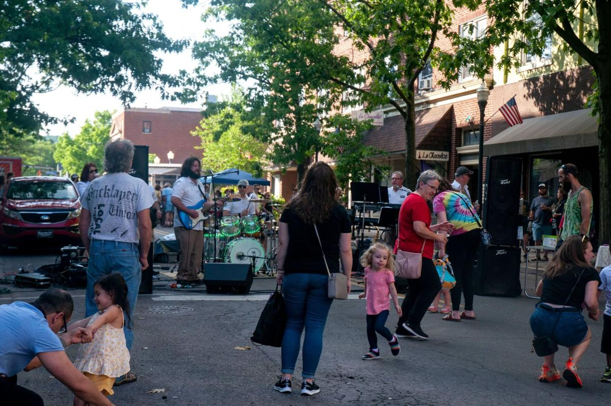First Friday in downtown Williamsport