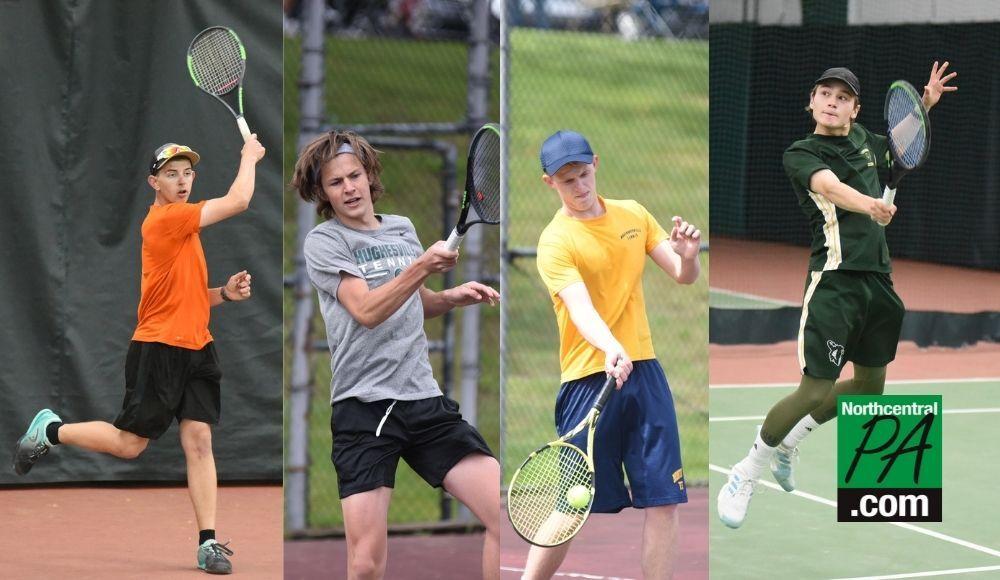 District 4 Tennis Singles 2021