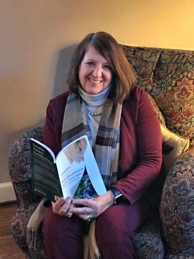 Marjorie Maddox Hafer - LHU professor wins Foley Award poetry 2019