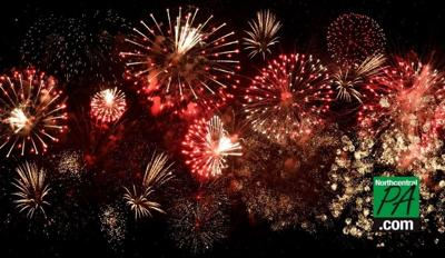 2021-06-09 Fireworks