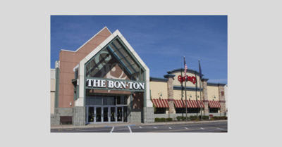 Exterior photo SV Mall - sold to bank story _ 2019