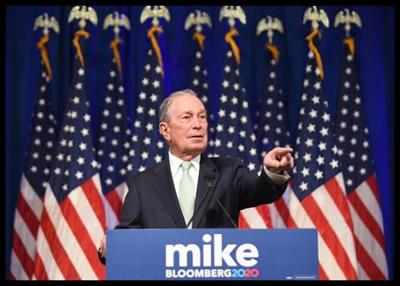 Bloomberg Vows To Tax The Wealthy