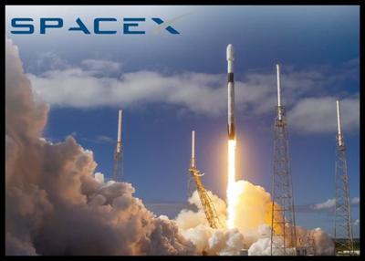 SpaceX Launches 60 Starlink Internet Satellites