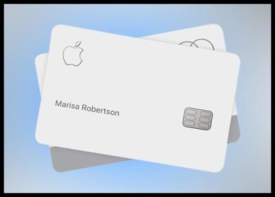 Apple Urges To Keep Titanium Credit Card Away From Leather