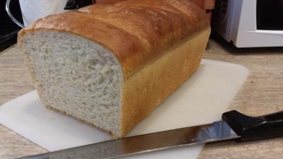 Basic White Bread PHOTO