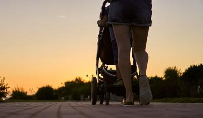 walking with baby carriage.jpg
