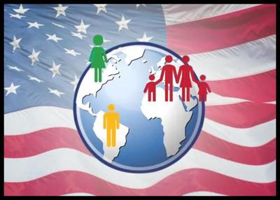 US Hosting Largest Number Of Foreign Populations