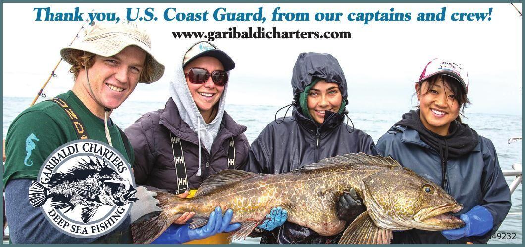 Garibaldi Charters USCG 2020