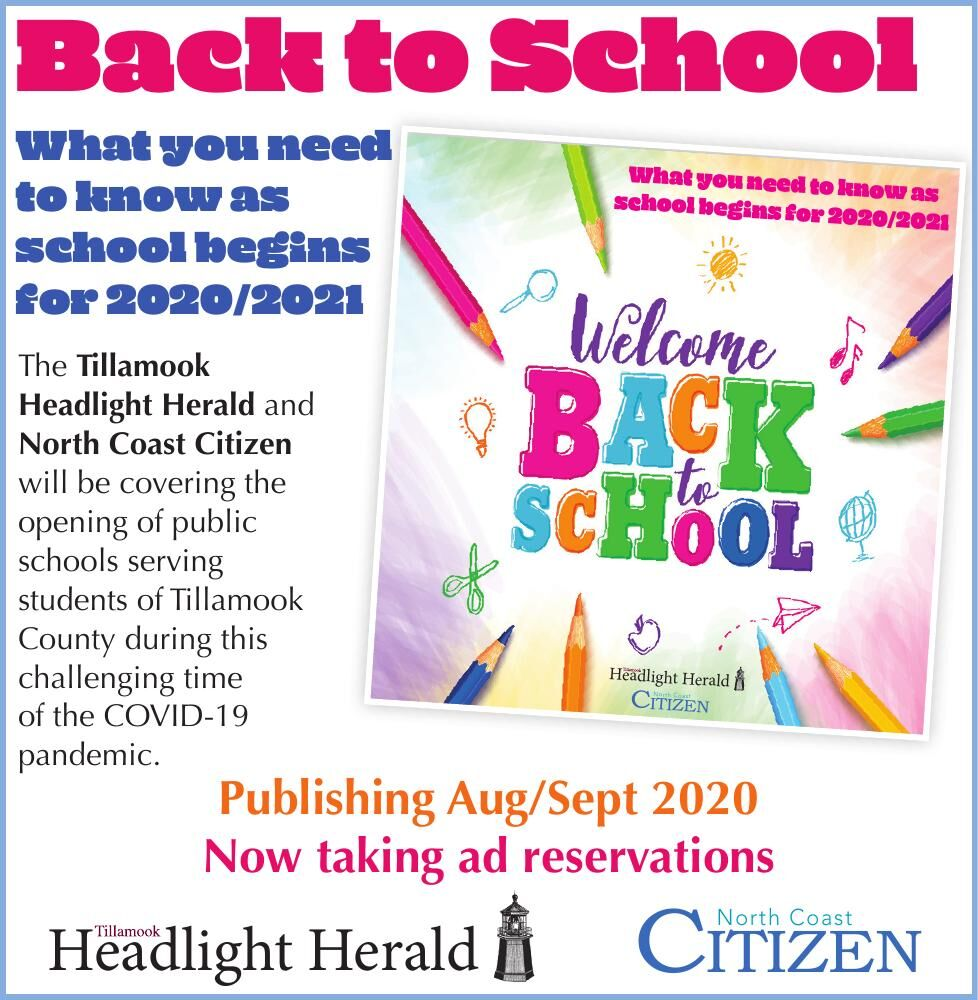 Reserve Your Ad Unit Today - Back to School HH NCC 2020