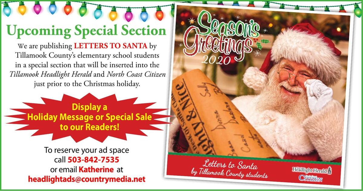 Wish your clients  Christmas Greetings in 2020 Seasons Greetings Letters to Santa 2020
