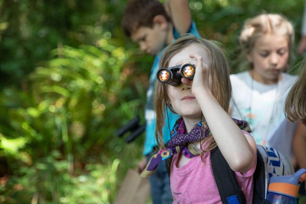 Naturalists Summer Camp