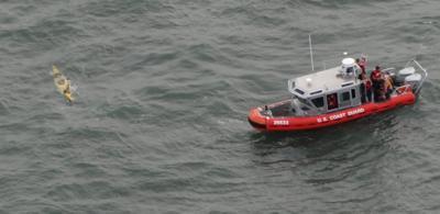 Coast Guard rescues two teens near Fort Stevens