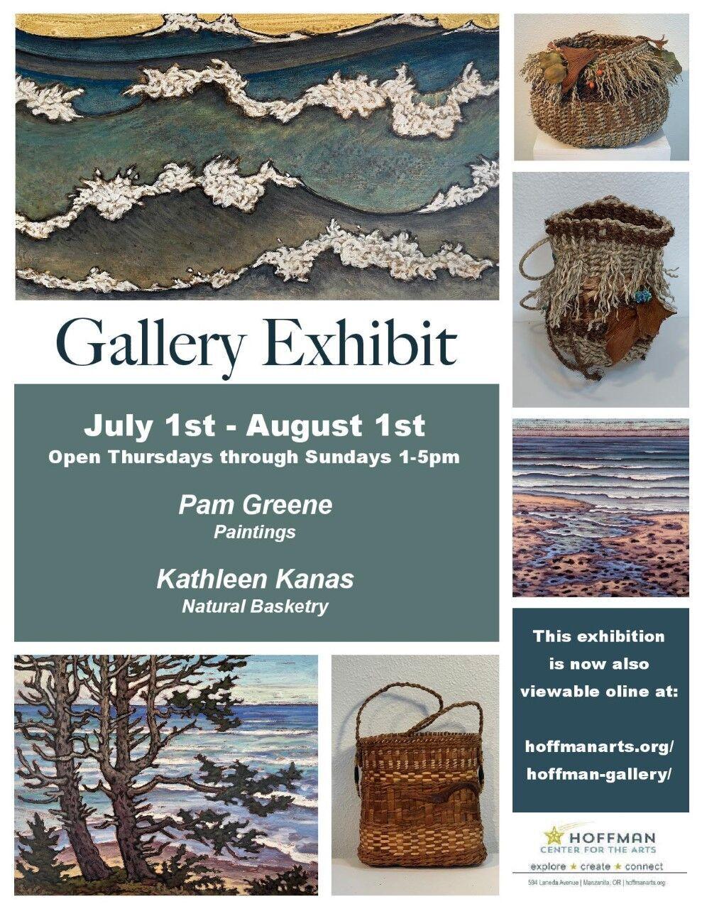 Hoffman Gallery show