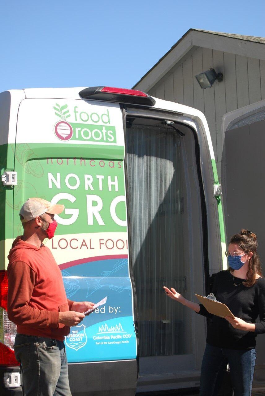 North Coast Food Web