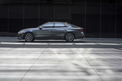 Revamped Sonata an outlier in the midsize market