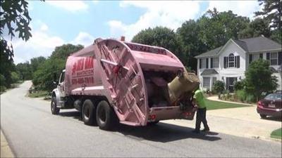 Red Oak Truck