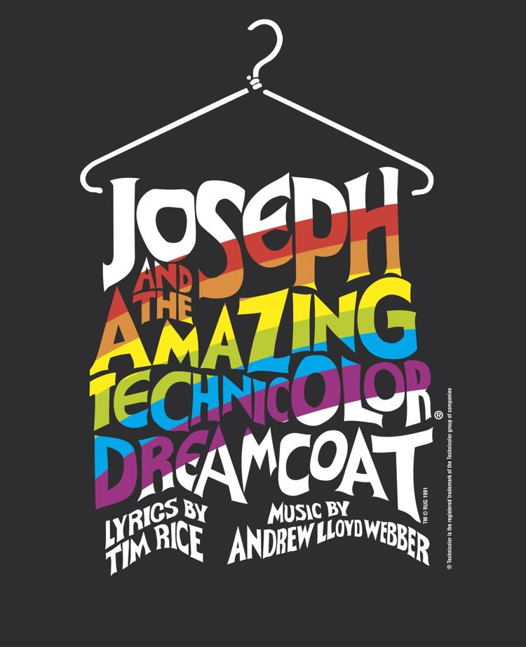 Joseph and the Amazing Technicolor Dreamcoat show poster
