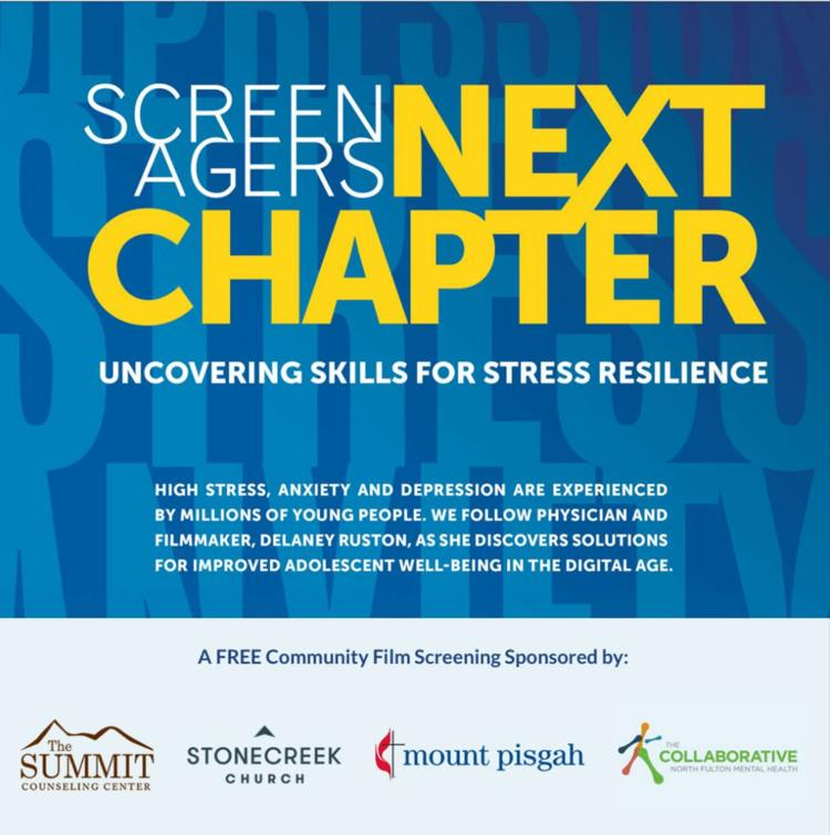 Screenagers Next Chapter Presented By Summit Counseling Center
