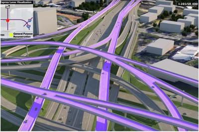 GDOT proposed