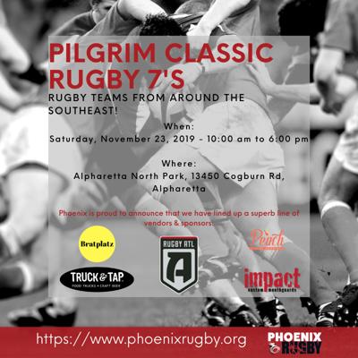 Pilgrim Classic Rugby 7's