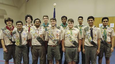 May Eagle Scouts