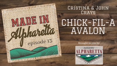 Made In Alpharetta Chick-fil-a