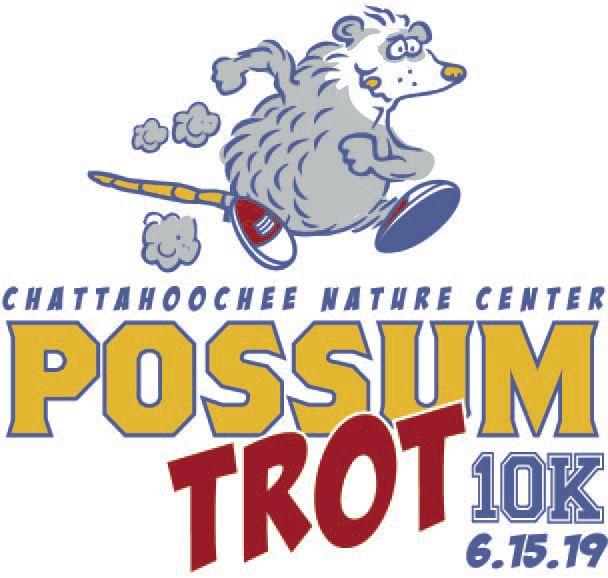 Possum Trot 10K and Kids Fun Run, June 15