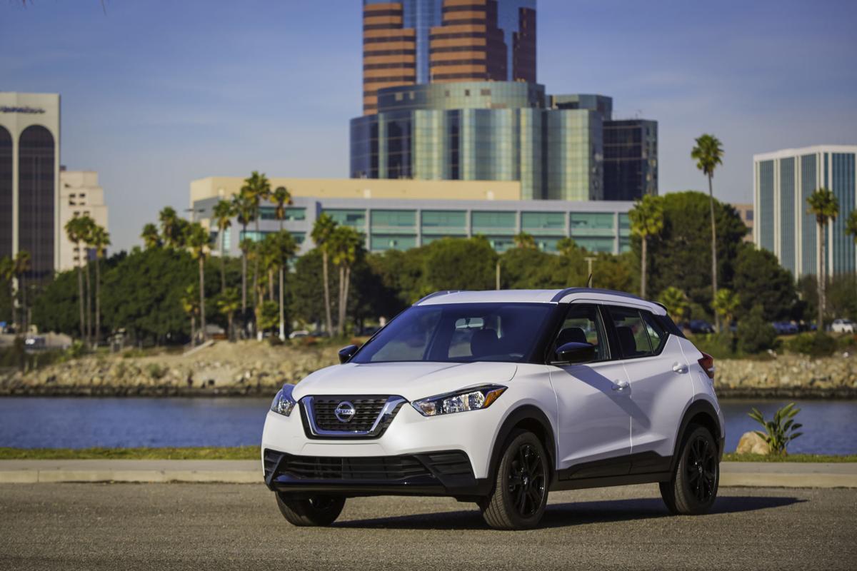 2018 Nissan Kicks