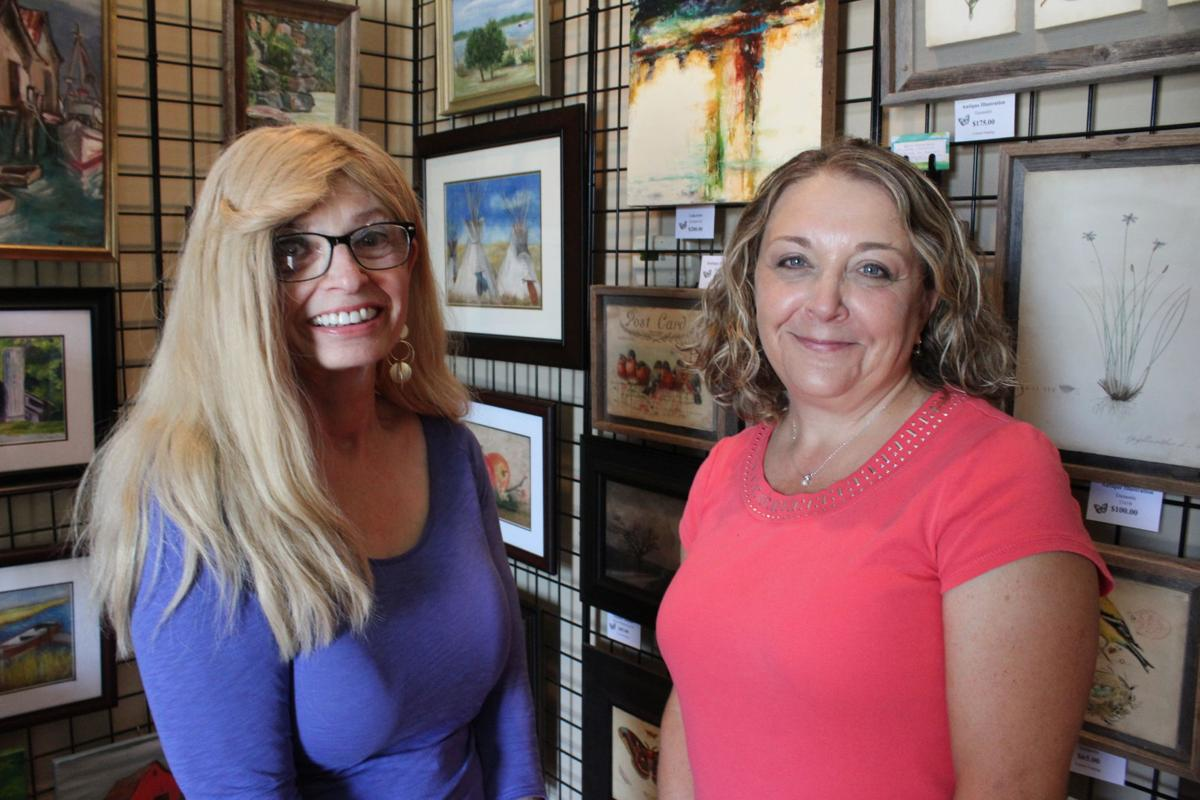 Sawnee Association of the Arts opens gallery, center