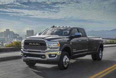 Big truck, big figures