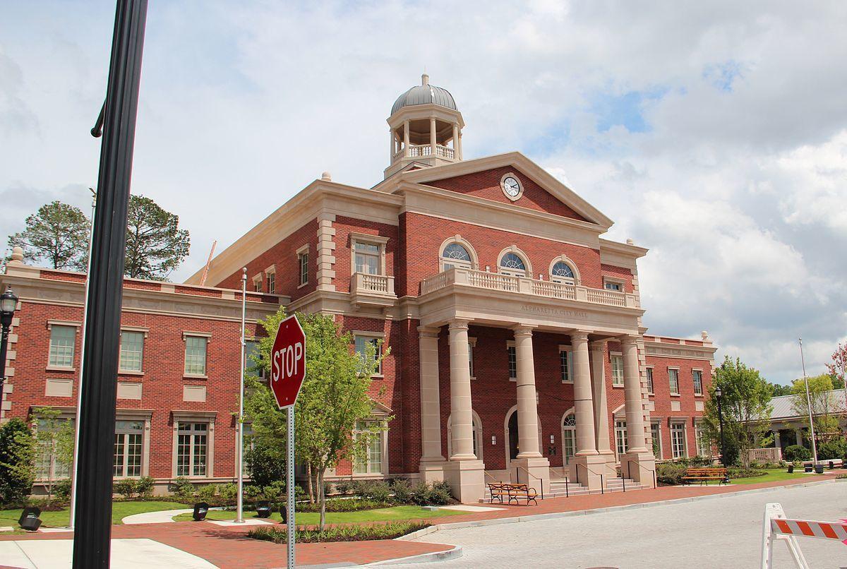 Alpharetta City Hall