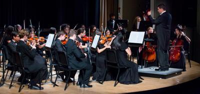 Alpharetta High School orchestras wrap up season
