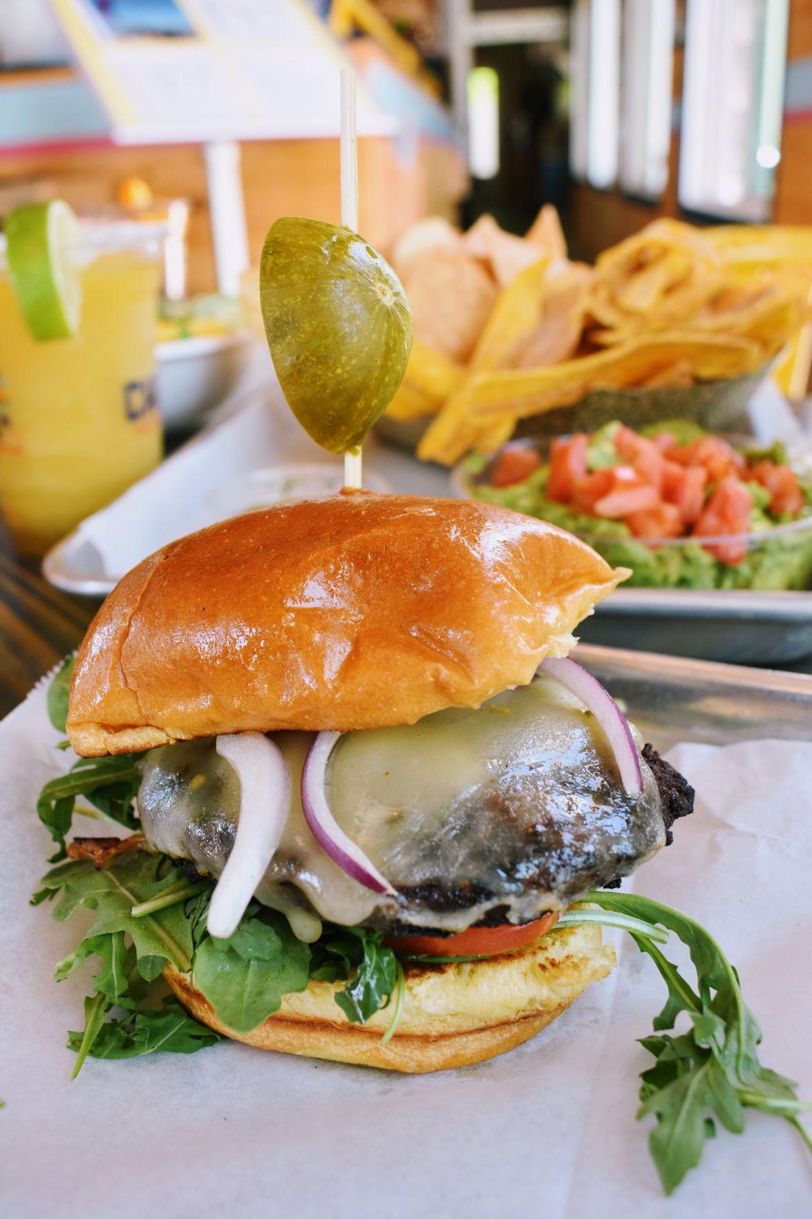 Chiringa Burger