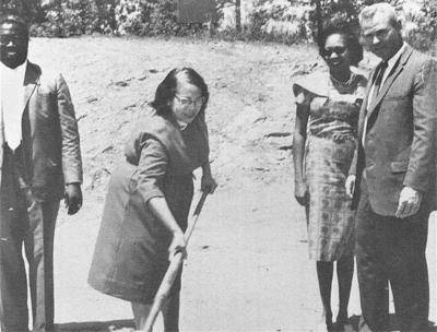 Narvie Harris was a force for Blacks in DeKalb education