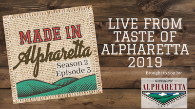 Made in Alpharetta Taste of Alpharetta