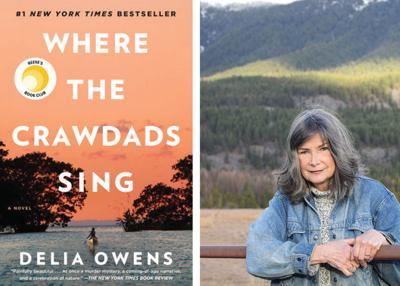 Georgia native Delia Owens will discuss her debut novel Sept. 22 in Roswell