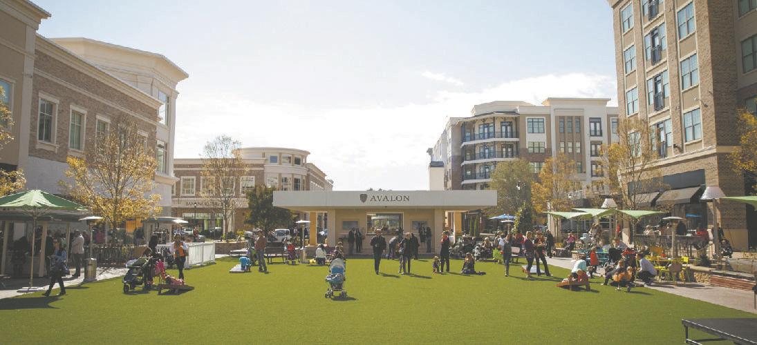 Avalon Alpharetta Ga >> Alpharetta Squares Off With County Over Avalon Tax Bill News