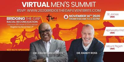 Virtual men's summit