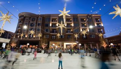 Avalon ice skate