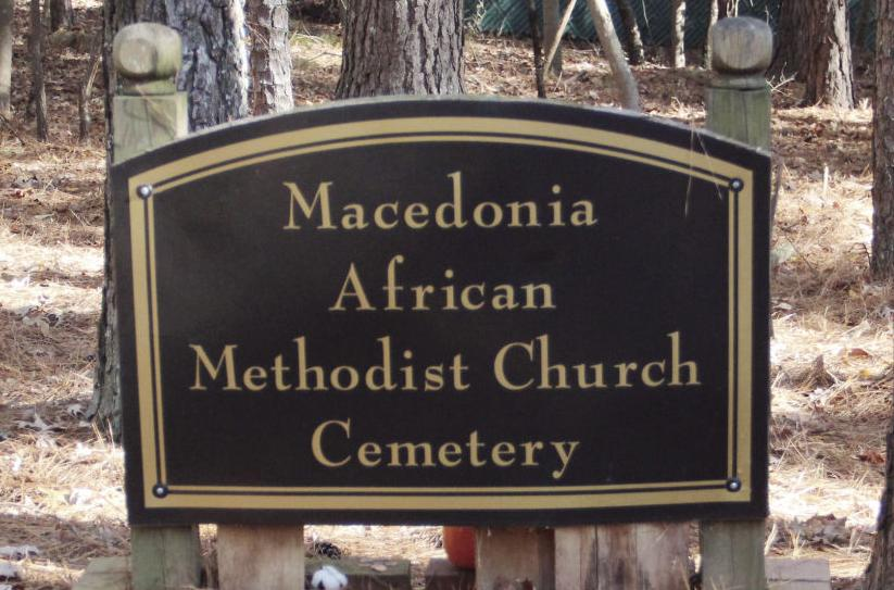 Macedonia African Cemetery